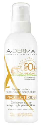 Aderma A-d Protect Kids Spray Bambino 50+ 200 Ml By Aderma (Pierre Fabre It.Spa)