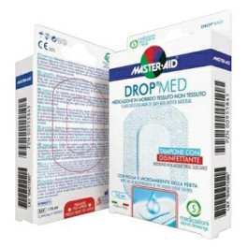MEDICAZIONE ADESIVA MASTER-AID DROP MED 12,5X12,5 5 PEZZI