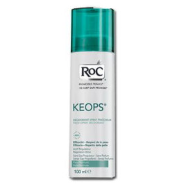 ROC KEOPS BUNDLE DEODORANTE SPRAY FRESCO 100 ML