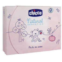 CHICCO COFANETTO REGALO NATURAL SENSATION GRANDE GIRL