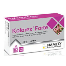 KOLOREX FORTE 30 CAPSULE