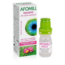 AFOMILL SOLLIEVO GOCCE OCULARI SOLLIEVO OCCHI 10 ML