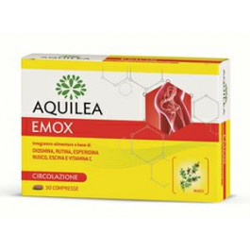 AQUILEA EMOX 30 COMPRESSE