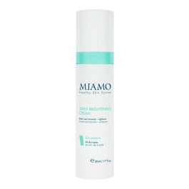 MIAMO SKIN CONCERNS TRIPLE BRIGHTENING CREAM 50 ML CREMA ANTI-MACCHIE SCHIARENTE