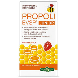 PROPOLI EVSP JUNIOR 30 COMPRESSE