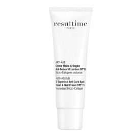 RESULTIME CREME MAINS ET ONGLES 50 ML