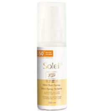 SOLEISP MINI SPRAY SOLARE SPF50+ 50 ML
