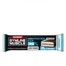 GYMLINE 20G PROTEINBAR LS COCONUT 55 G