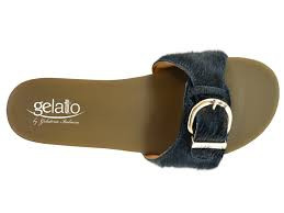 SOLE MIO ANIMAL PANTER BLACK PLANTARE IN GEL 41/42