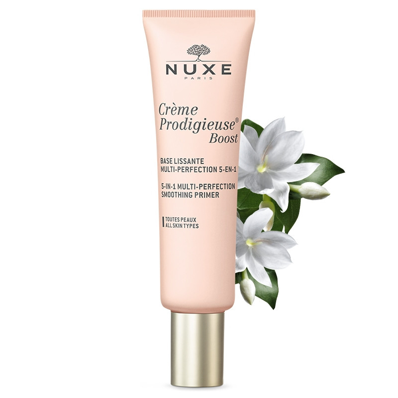 NUXE CREME PRODIGIEUSE BOOST BASE LISSANTE MULTI PERFECTION 5 IN 1 30 ML