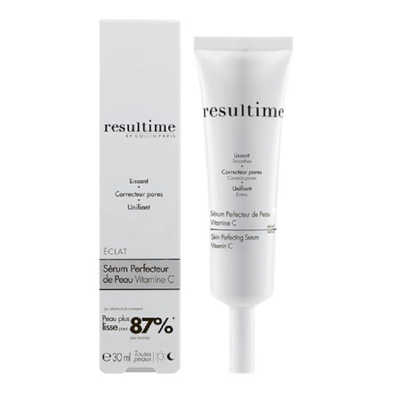 RESULTIME SERUM PERFECTEUR DE PEAU VITAMINCE C