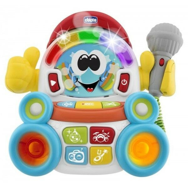 CHICCO GIOCO SONGY THE SINGER IT