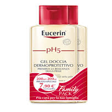EUCERIN PH5 BIPACCO GEL DOCCIA 200 ML + 200 ML